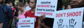 Ferguson, M. Brown Protest